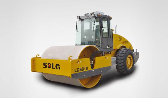 Каток SDLG LGS818