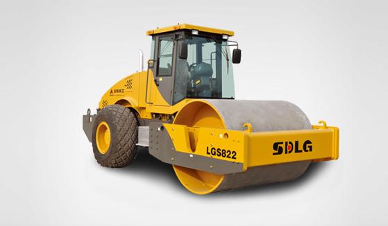 Каток SDLG LGS822
