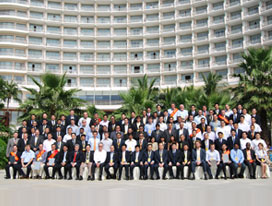 2012 SDLG Annual Overseas Dealer Business Conference