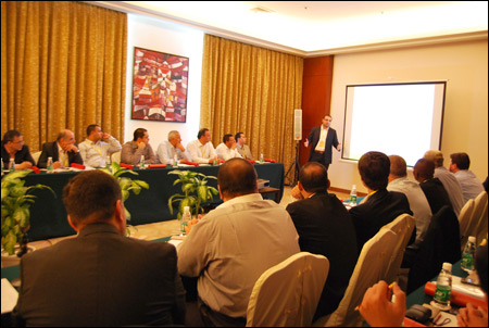 SDLG Overseas Dealers Group Discussion