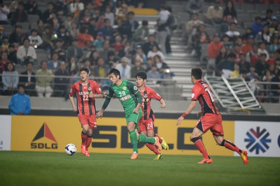 MD6-首尔FC(KOR) vs 北京国安(CHN)-4.22,2014