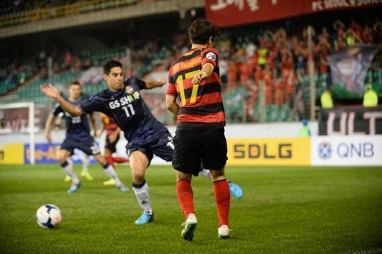 浦项制铁(KOR)vs首尔FC(KOR)