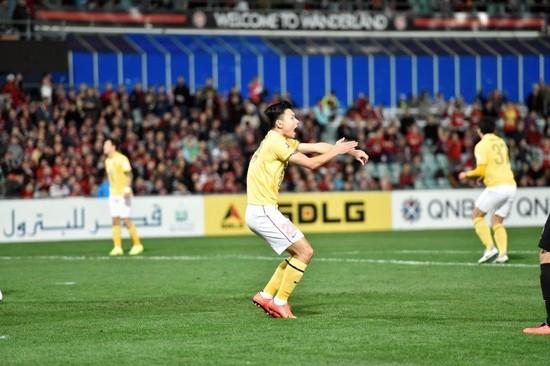 悉尼流浪者(AUS) vs 广州恒大(CHN)