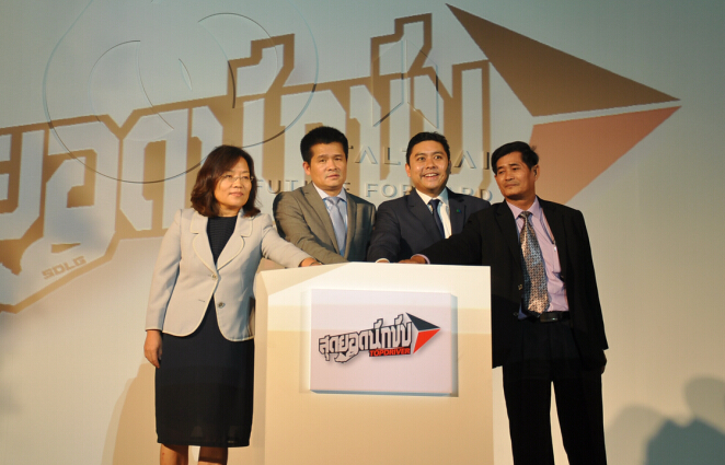 SDLG launches Top Driver initiative in Thailand