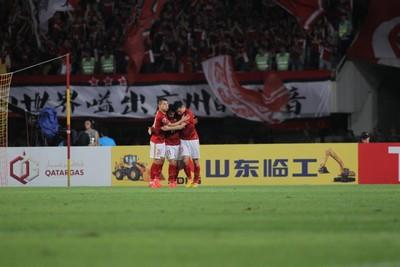 Rd 16 次轮 广州恒大(CHN) vs 城南 (KOR) - Action 6334