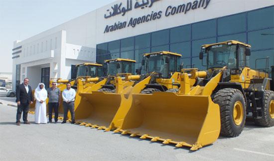欧博娱乐装载机克制恶劣情况助卡塔尔工场降本钱增收益