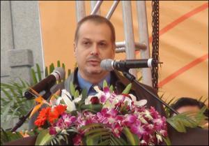 Benoit Rimaz, President of Volvo CE (China)
