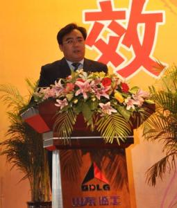 General Manager Wen Degang makes summary report of 2011