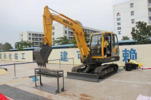 Excavator show