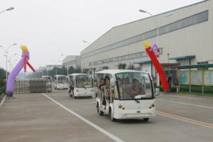 Visit SDLG plant